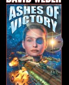 Ashes of victory - David Weber portada