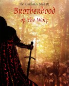 Brotherhood of the Wolf - David Farland portada