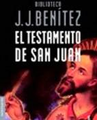 El testamento de San Juan - J. J. Benitez portada