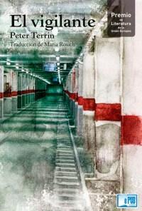El vigilante - Peter Terrin portada