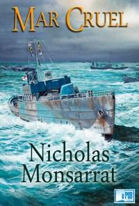 Mar cruel - Nicholas Monsarrat portada