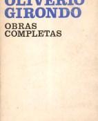 Obras completas - Oliverio Girondo portada