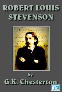Robert Louis Stevenson - Gilbert Keith Chesterton portada
