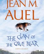 The Clan of the Cave Bear - Jean M. Auel portada