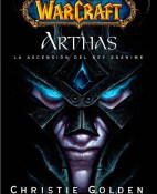 Arthas - Christie Golden portada