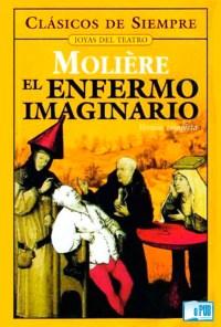 El enfermo imaginario - Moliere portada
