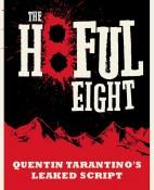 The hateful eight - Quentin Tarantino portada
