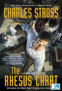 The rhesus chart - Charles Stross portada