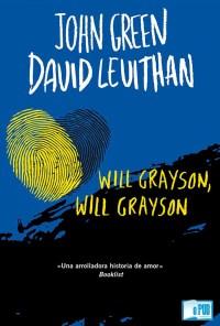 Will Grayson, Will Grayson - John Green y David Levithan portada