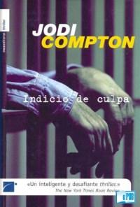 Indicio de culpa - Jodi Compton potada