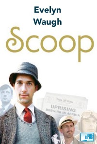 Scoop - Evelyn Waugh portada