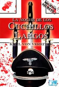 La noche de los cuchillos largos - Karl von Vereiter portada