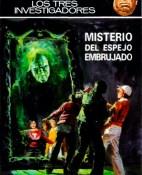 Misterio del espejo embrujado - M. V. Carey portada