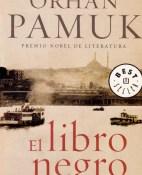 El libro negro - Orhan Pamuk portada