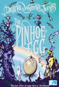 The pinhoe egg - Diana Wynne Jones portada