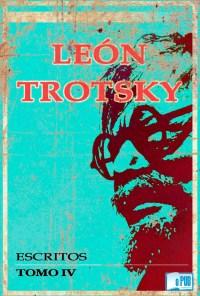 Escritos (1929-1940), Tomo IV - Leon Trotsky portada