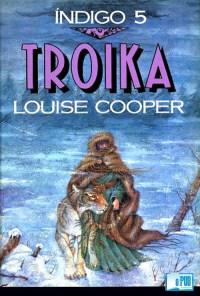 Troika - Louise Cooper portada