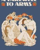 A farewell to arms - Ernest Hemingway portada