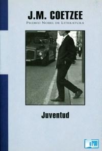Juventud - J. M. Coetzee portada