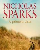 A primera vista - Nicholas Sparks portada