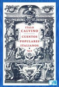 Cuentos populares italianos (Vol. II) - Italo Calvino portada