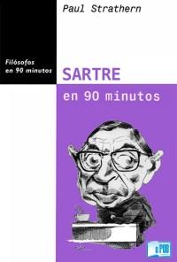 Sartre en 90 minutos - Paul Strathern portada