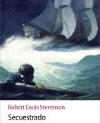 Secuestrado - Robert Louis Stevenson portada
