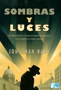 Sombras y luces - Jonathan Rabb portada