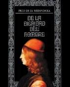 De la dignidad del hombre - Giovanni Pico della Mirandola portada