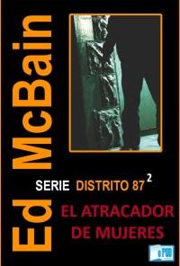 El atracador de mujeres - Ed McBain portada