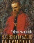 El cuerpo y la sangre de Eymerich - Valerio Evangelisti portada