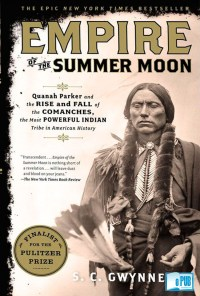 Empire of the Summer Moon - S. C. Gwynne portada