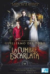 La cumbre escarlata - Guillermo del Toro portada
