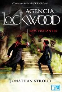 Los visitantes - Jonathan Stroud portada