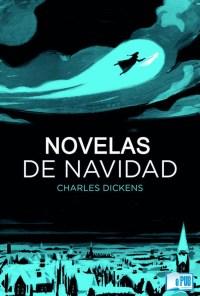 Novelas de Navidad - Charles Dickens portada