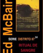 Ritual de la sangre - Ed McBain portada