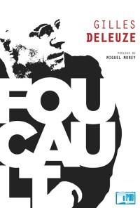 Foucault - Gilles Deleuze portada