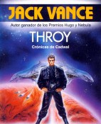 Throy - Jack Vance portada