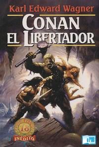 Conan el libertador - L. Sprague de Camp y Lin Carter portada