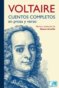 Cuentos completos en prosa y verso - Voltaire portada