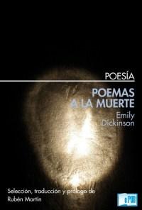 Poemas a la muerte - Emily Dickinson portada