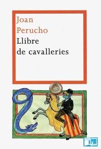 Llivre de cavalleries - Joan Perucho portada
