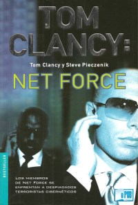 Tom Clancy Net force - Steve Perry