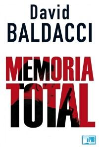 Memoria total - David Baldacci portada