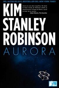 Aurora - Kim Stanley Robinson portada