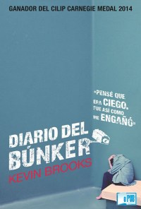 Diario del bunker - Kevin Brooks portada