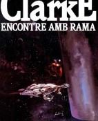 Encontre amb Rama - Arthur C. Clarke portada