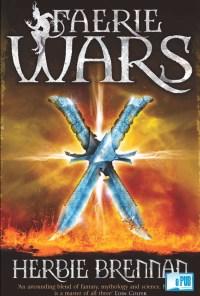 Faerie Wars - Herbie Brennan portada