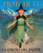 La corona del pastor - Terry Pratchett y Lyn Pratchett portada