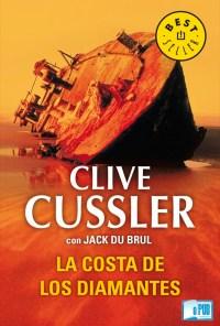 La costa de los diamantes - Clive Cussler y Jack B. Du Brul portada